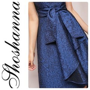 New Shoshanna Textured Ball Gown Anthropologie